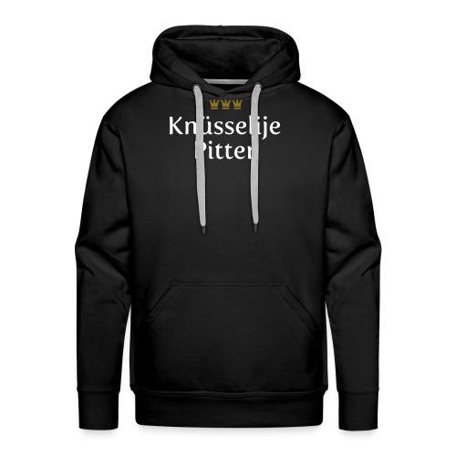 Knuesselije Pitter - Männer Premium Hoodie