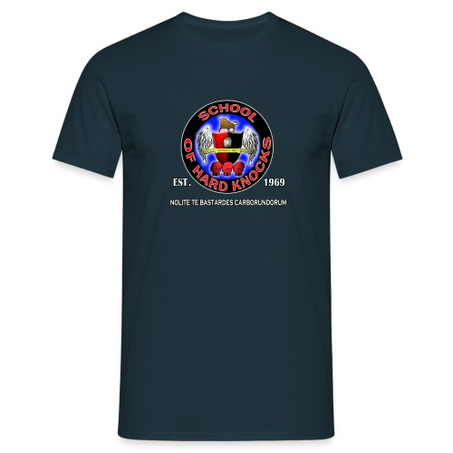 School of hard knocks Mens Classic T-Shirt - Men's T-Shirt