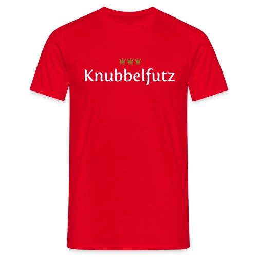 Knubbelfutz - Männer T-Shirt