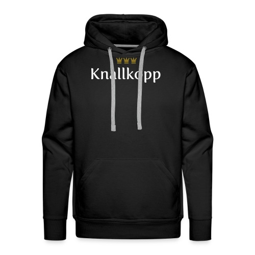 Knallkopp - Männer Premium Hoodie