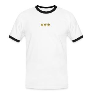 Klaevbotz2 - Männer Kontrast-T-Shirt