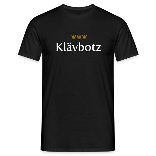 Klaevbotz2 - Männer T-Shirt
