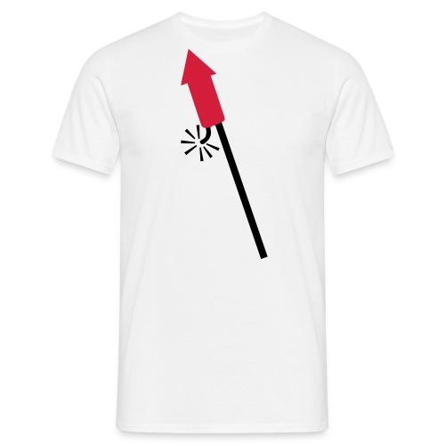 Silvester Sprengmeister - Männer T-Shirt