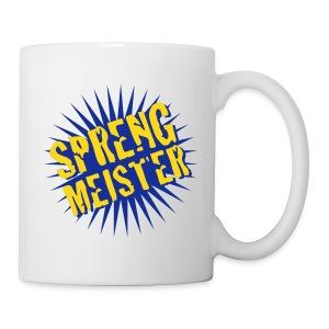 Sprengmeister Tasse Blau - Tasse