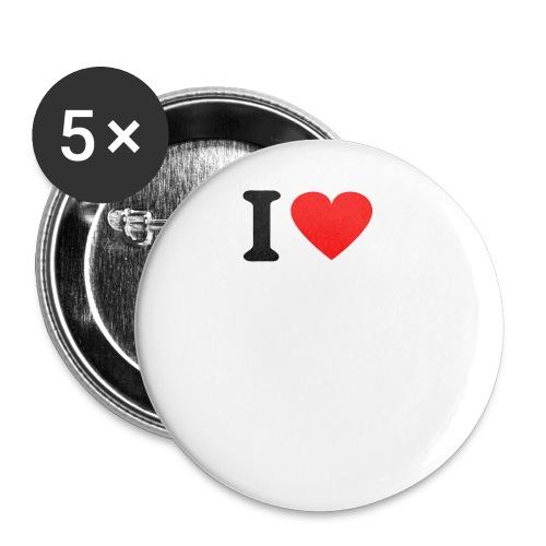 Yola Hotel Botom. - Buttons klein 25 mm