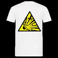T-Shirts ~ Männer T-Shirt ~ Artikelnummer 14685082