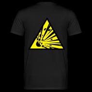 T-Shirts ~ Männer T-Shirt ~ Artikelnummer 14685084