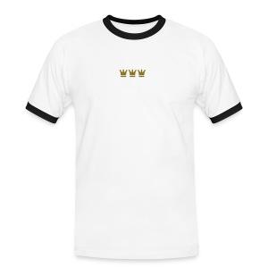Kabaenes - Männer Kontrast-T-Shirt