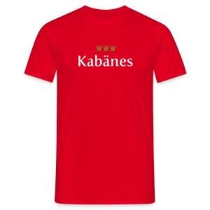 Kabaenes - Männer T-Shirt