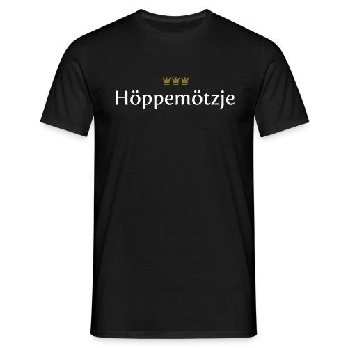 Hoeppemoetzje - Männer T-Shirt