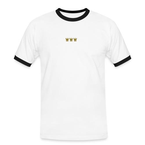 Bunnestang - Männer Kontrast-T-Shirt