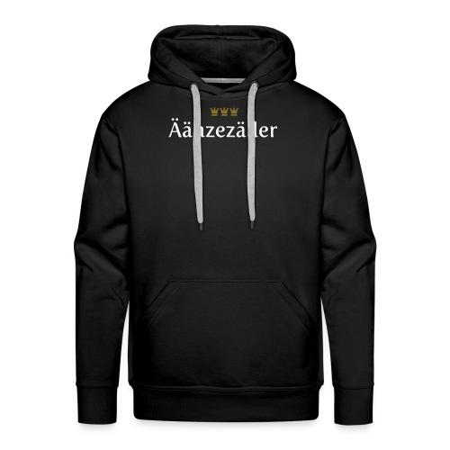 Aeaehzezaeller - Männer Premium Hoodie