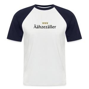Aeaehzezaeller - Männer Baseball-T-Shirt