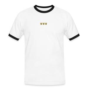 Aeaehzezaeller - Männer Kontrast-T-Shirt