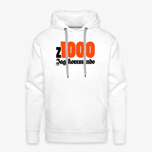 Z1000-Jagdkommando - Männer Premium Hoodie