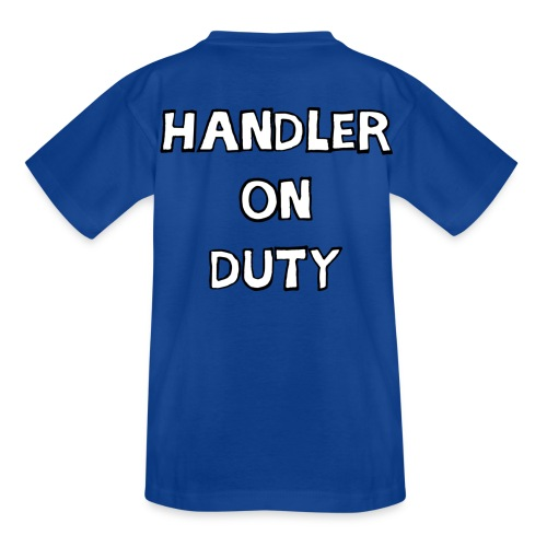 T-shirt enfant Handler - T-shirt Ado