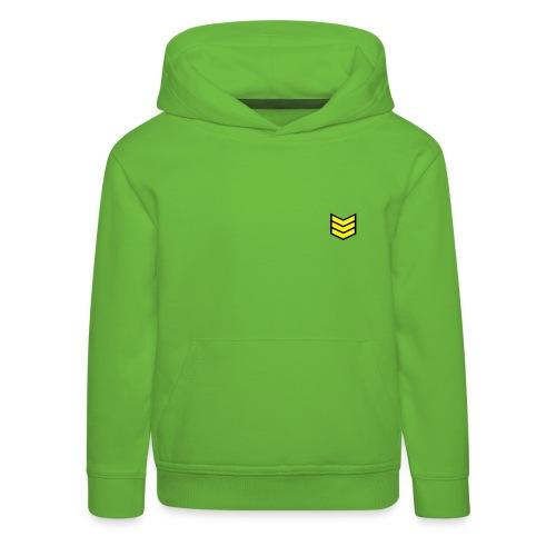 kids swagga hoodie (w.j rozay) - Kids' Premium Hoodie