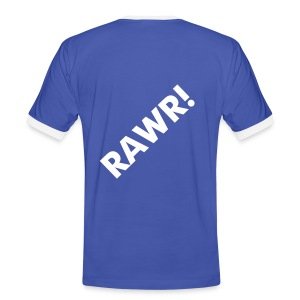 RAWR! shirt - Men's Ringer Shirt