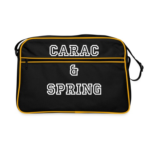 Carac & Spring retro bag - Sac Retro