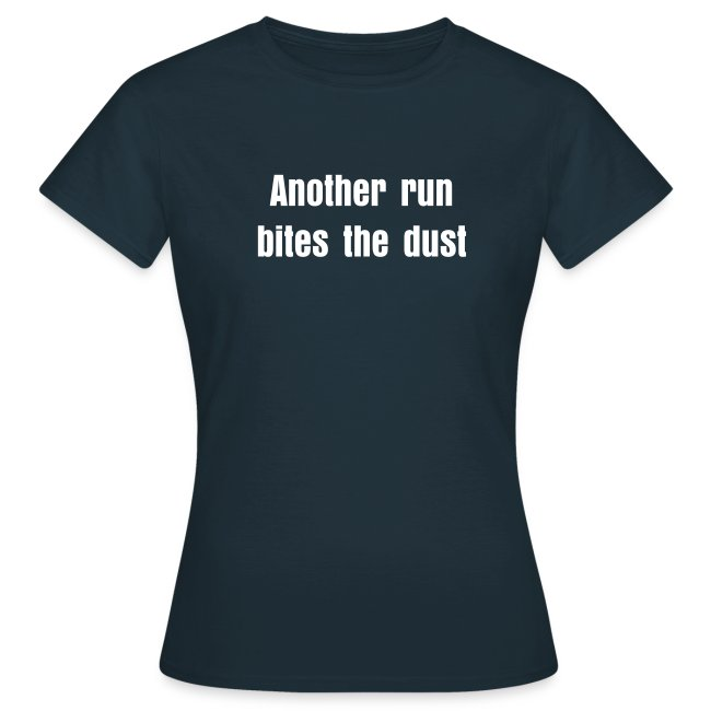 Another Run Bites the Dust