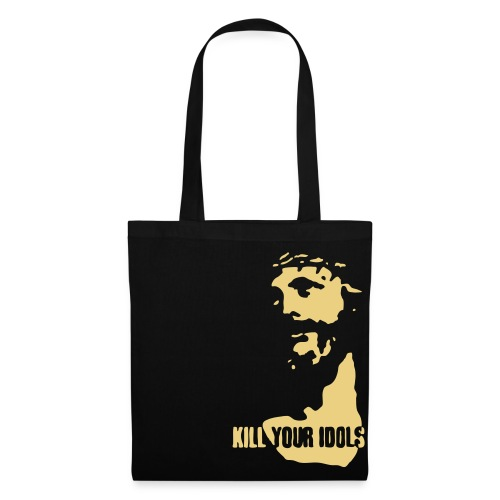 Kill your idols-tote bag, - Kangaskassi
