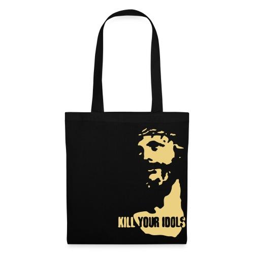 Kill your idols-tote bag, - Kangaskassi