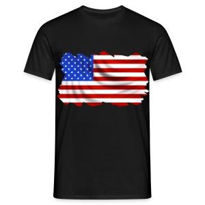 USA t-shirt - T-shirt Homme