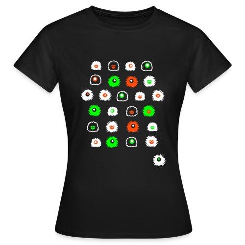 I love Monster - Women's T-Shirt