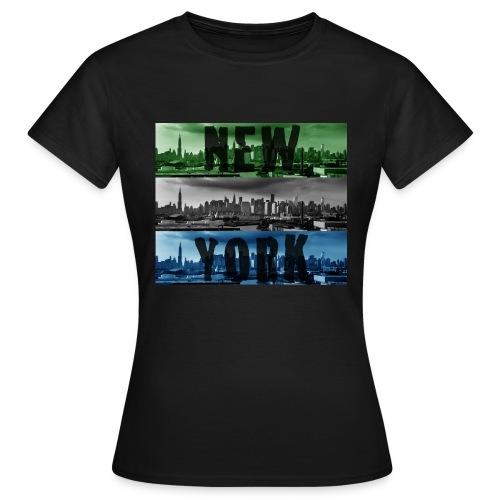 NYC Women - Women's T-Shirt