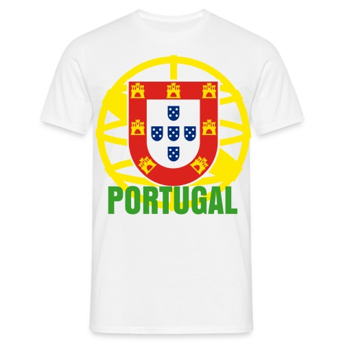 Portugal Shirt - Men's T-Shirt