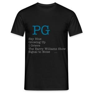 PG - T-shirt Homme