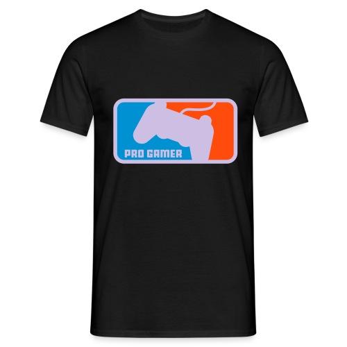 Pro Gamer Shirt (Schwarz) - Männer T-Shirt