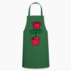 Small lovely Rose  Aprons