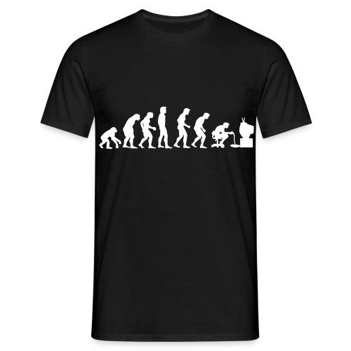 Evolotion - Männer T-Shirt
