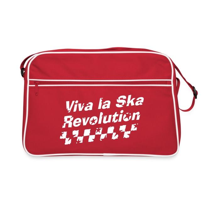rotee Retrotasche Viva la Ska Revolution