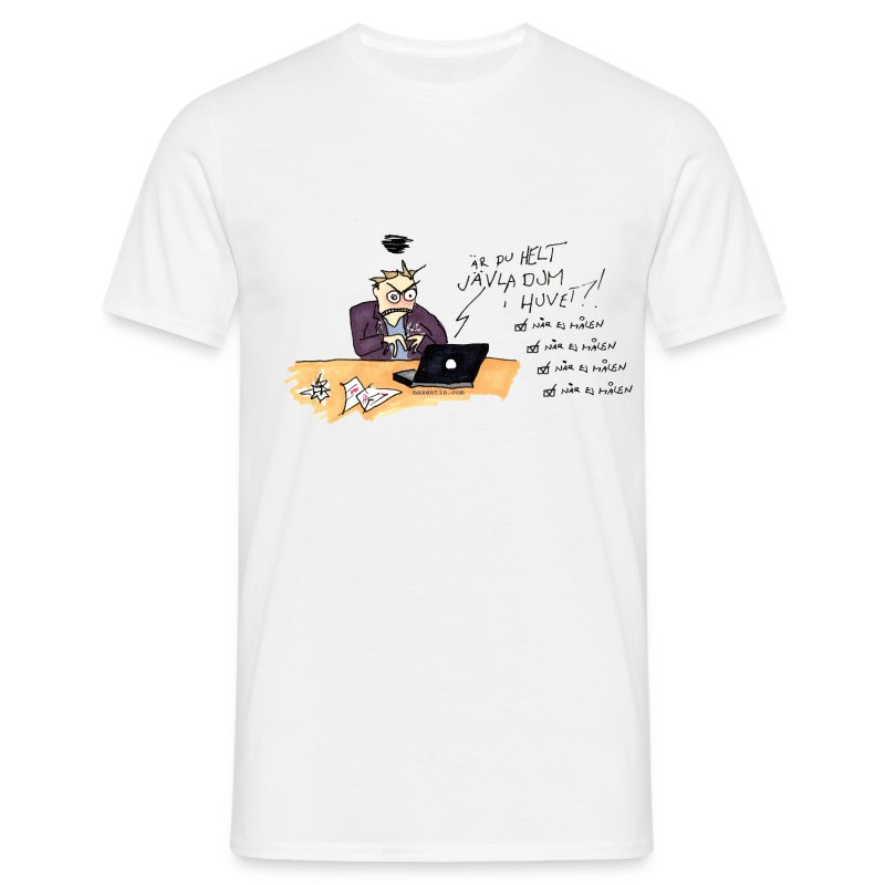 print2 - T-shirt herr