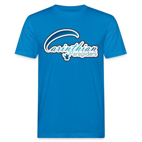 Carinthian Paragliders - Männer Bio-T-Shirt
