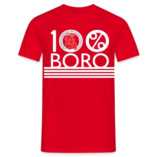 MFU - 100% Boro - Men's T-Shirt