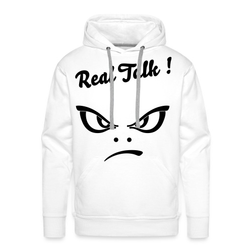 Real Talk Entertainment - Men's Premium Hoodie