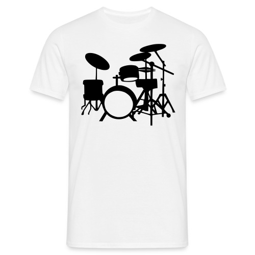 Drumset - T-shirt Homme