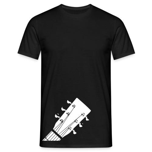 Manche Guitar - T-shirt Homme