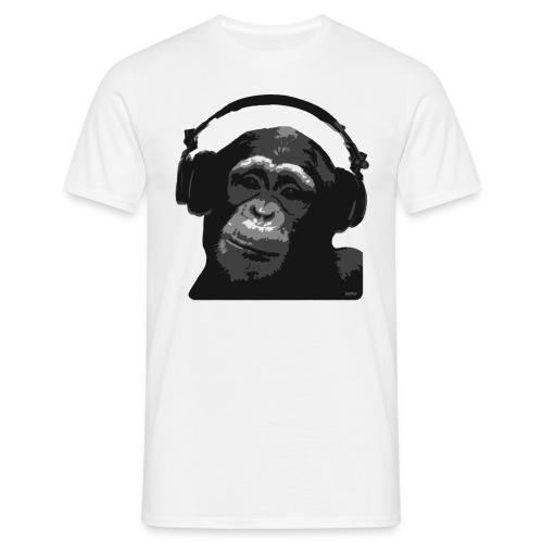 Monkey Phones - T-shirt Homme