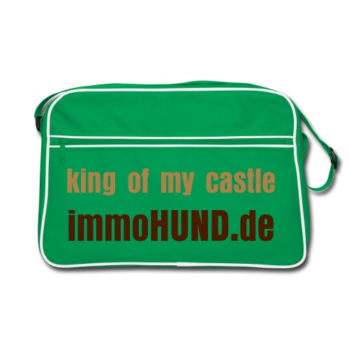 immoHUND Bag - Retro Tasche