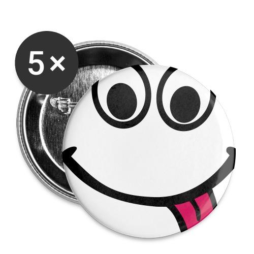 DG Anstecker - Buttons groß 56 mm
