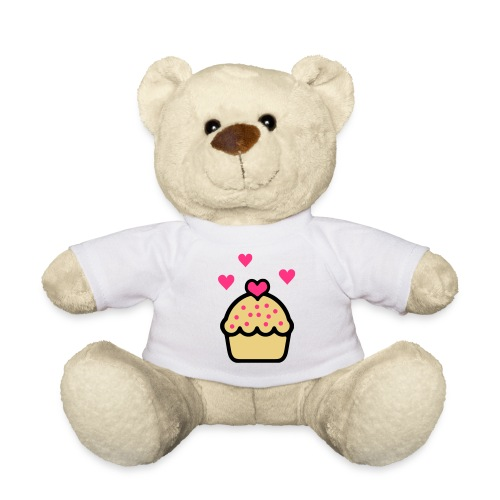 Cakey Teddy - Teddy Bear