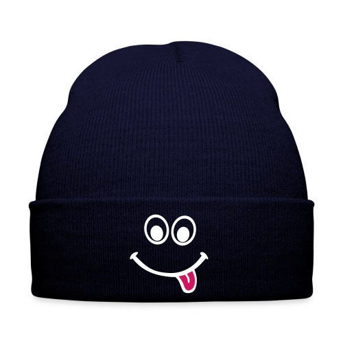 silly face hat - Winter Hat