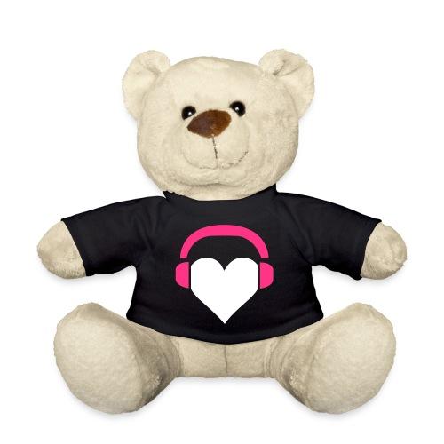 Teddy Heartphones - Teddy