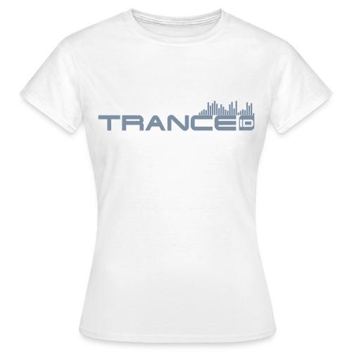 TranceID SensationWhite Girl - Women's T-Shirt