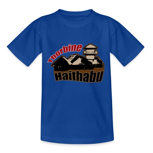 kinder T-Shirt Haithabu - Teenager T-Shirt