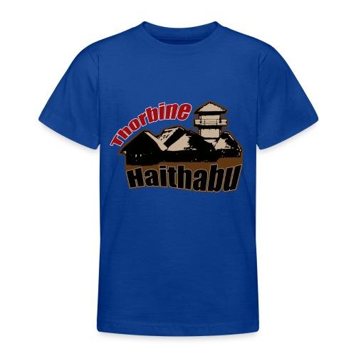 kinder T-Shirt Haithabu - Teenager T-Shirt